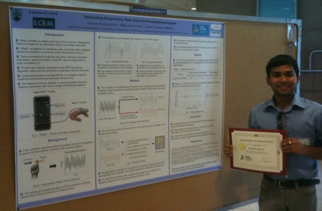 CFRI Summer Student Research Program Poster Day